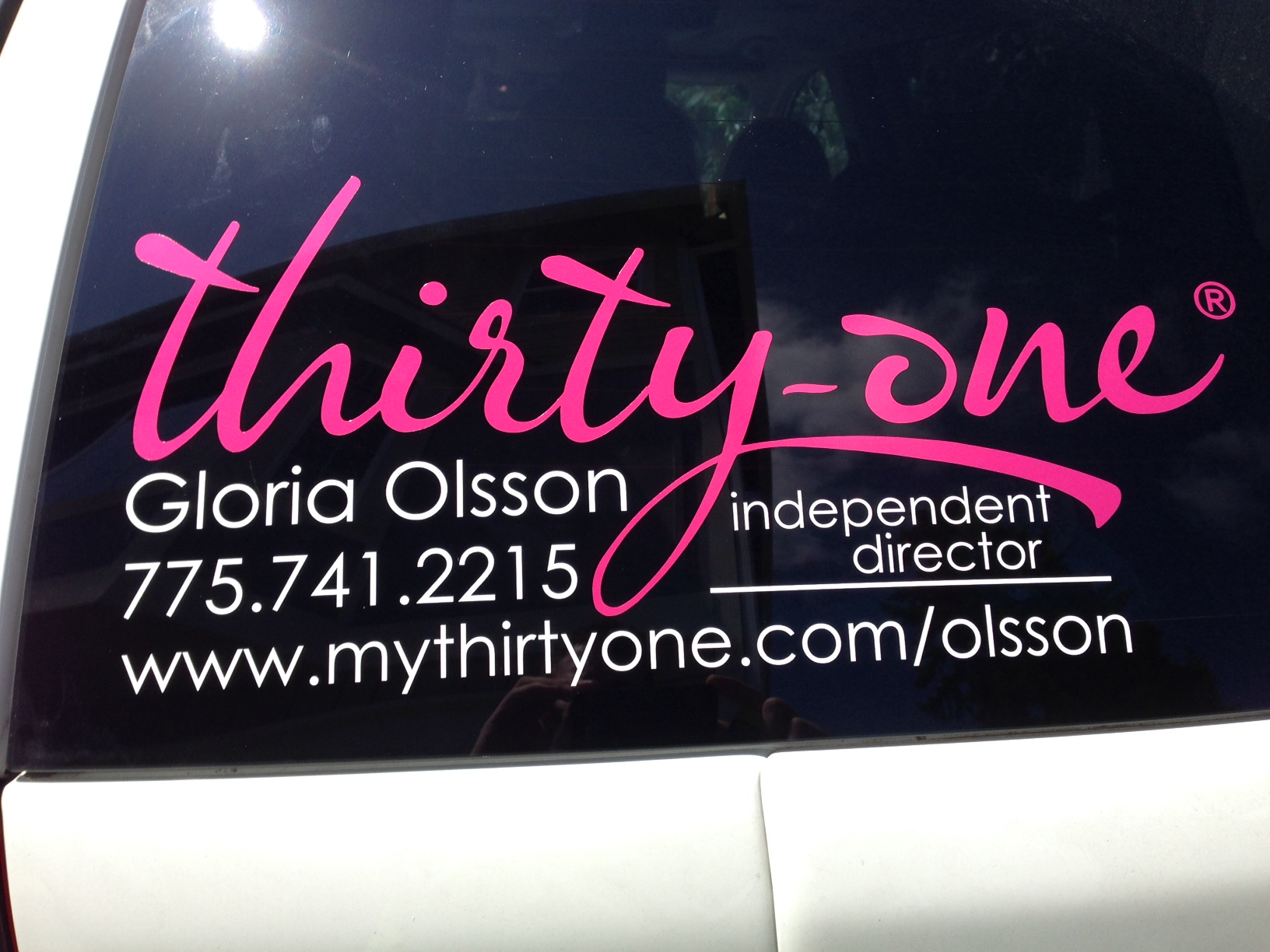 vinyl lettering and graphics thirty one lynnwood