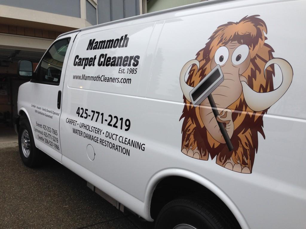 custom vinyl van graphics