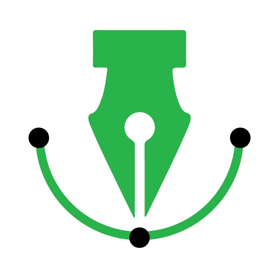 Professional Sign Graphic Design Icon