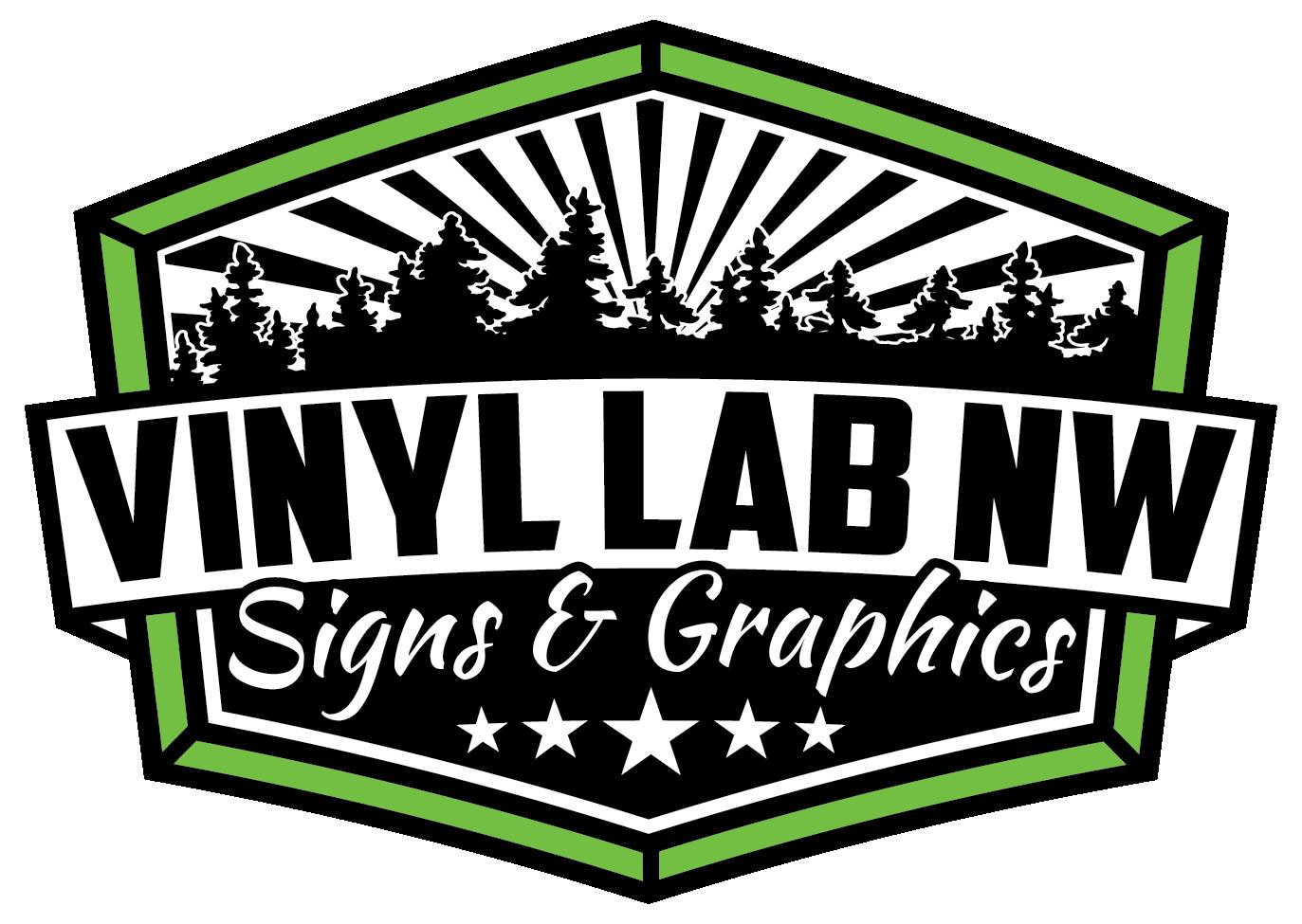 Vinyl Lab NW Logo